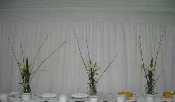 Liliums en peceras