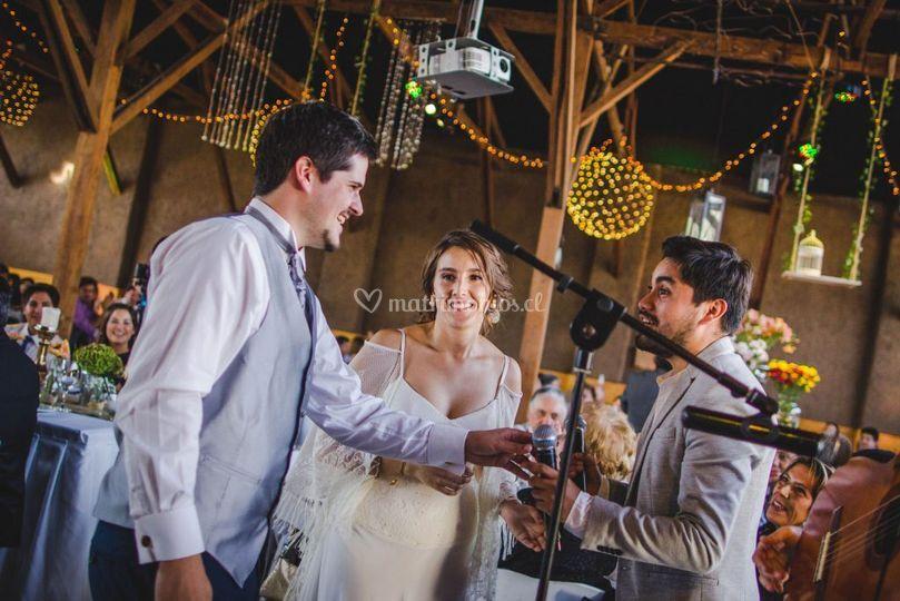 Matrimonio mario & josefina