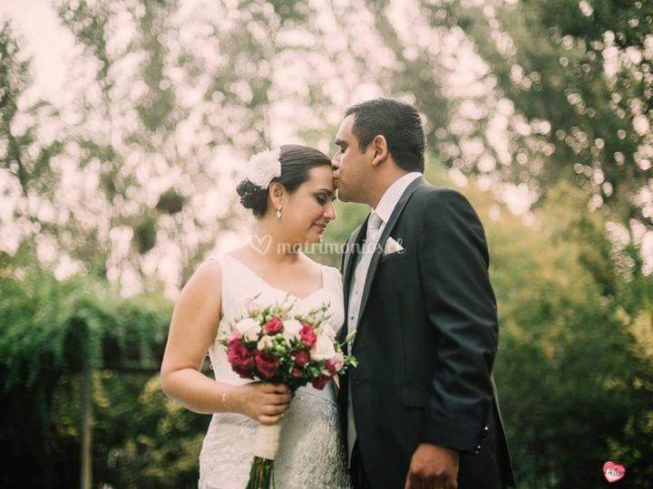 Matrimonio rodrigo y laura
