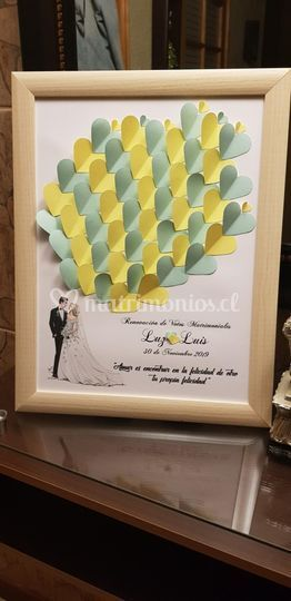 Matrimonio Luz y Luis