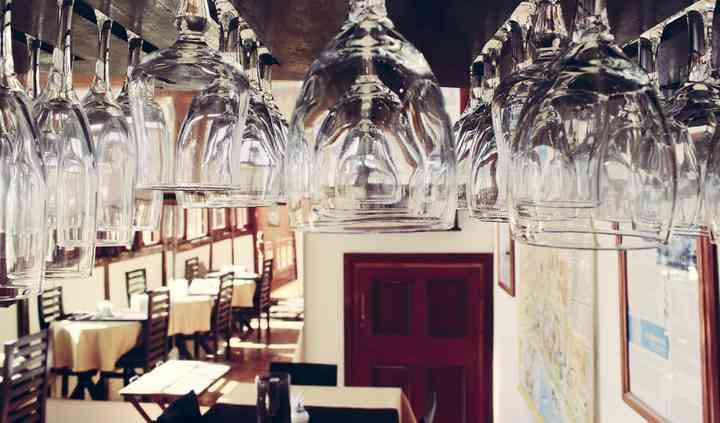 Sala y servicio restaurant