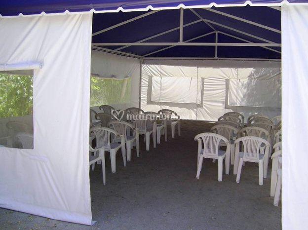 Carpa para eventos