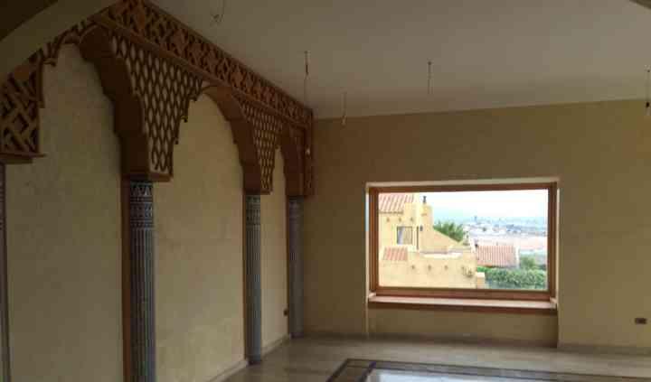 Salón mezquita