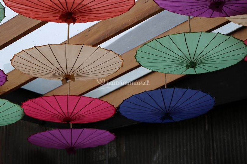 Paraguas Piso 2