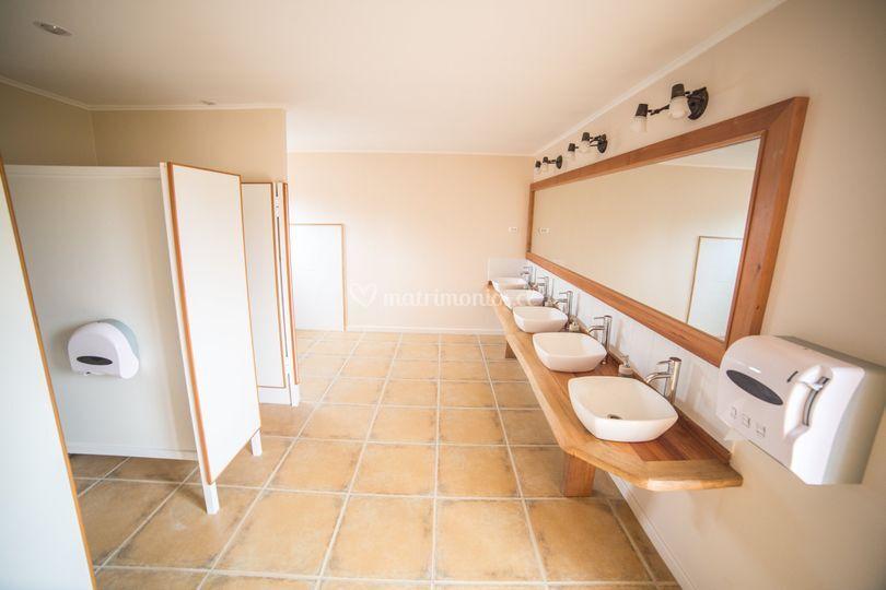 Servicios higiénicos