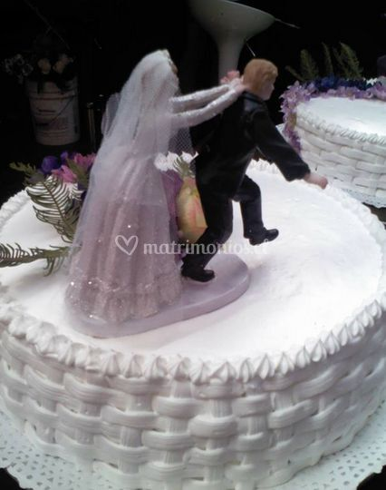 Decoracion de la torta