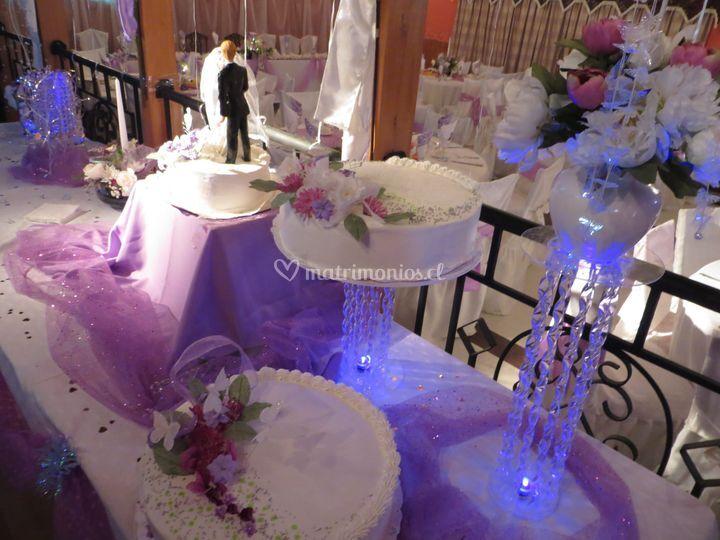 Tortas y decoración