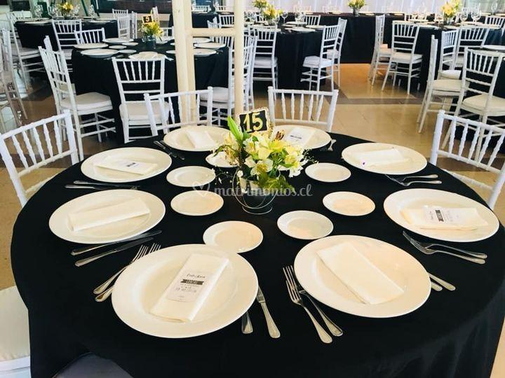 Comedor banquete