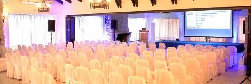 Salón para ceremonia