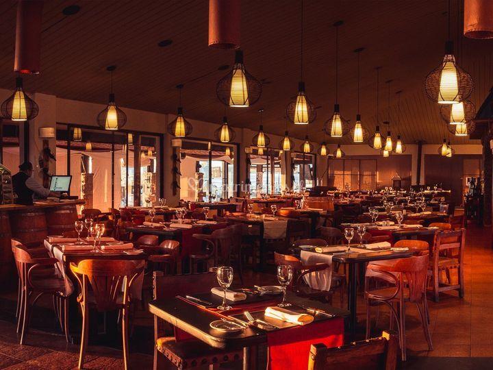Restaurant de dia