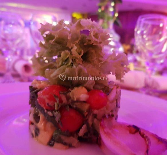 Deliciosa banquetería