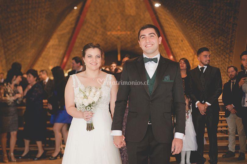 Matrimonio sergio & romina