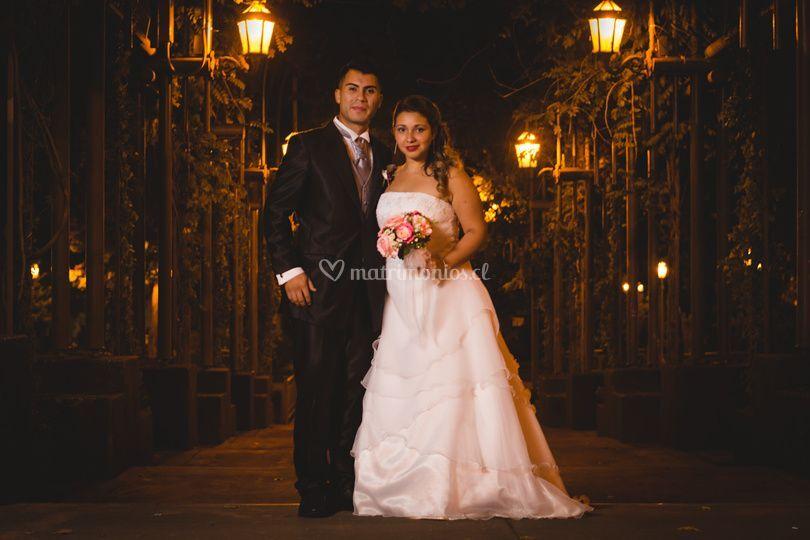 Matrimonio pablo y elisabeth