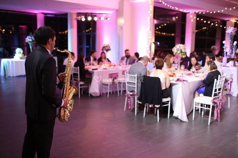 Wedding and sound