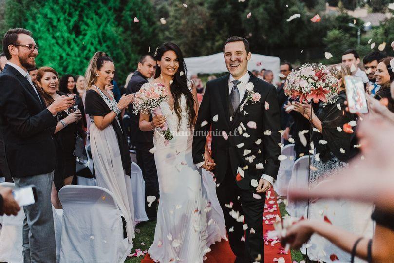 Ceremonia Karen & Nicolas
