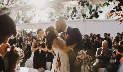El matrimonio de Priscilla y David