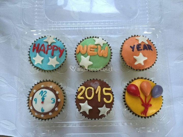Decoración de cupcakes