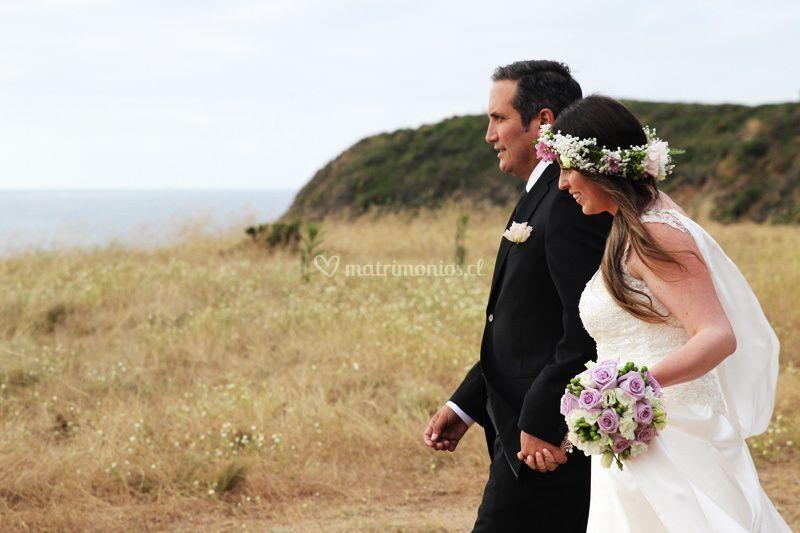 Andrea y Cristian