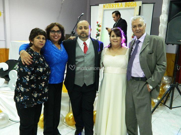 Matrimonio en La Serena