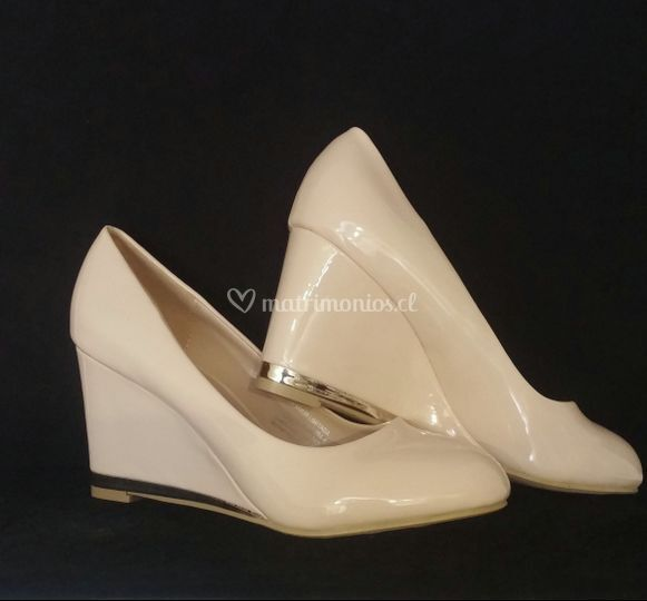 Zapato nude N° 36