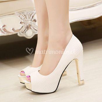 Zapato 12 cm de taco