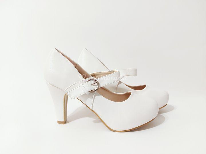 Zapato correa