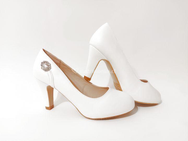 Zapato broche