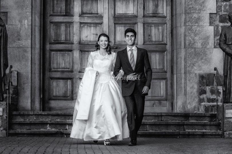 Magdalena y Hugo