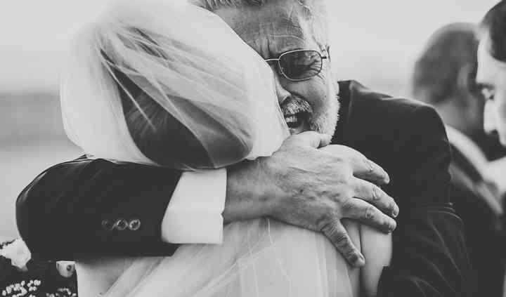 El abrazo de papa