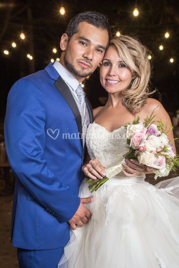 Vanessa y Pedro