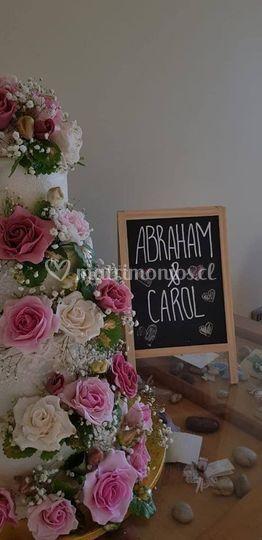 Abraham y Carol