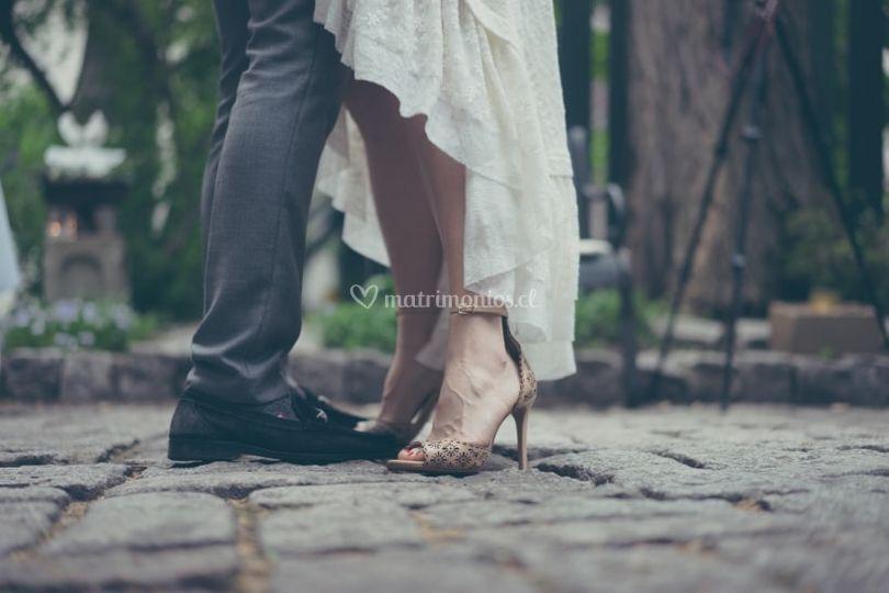 Cada paso que den sus pies