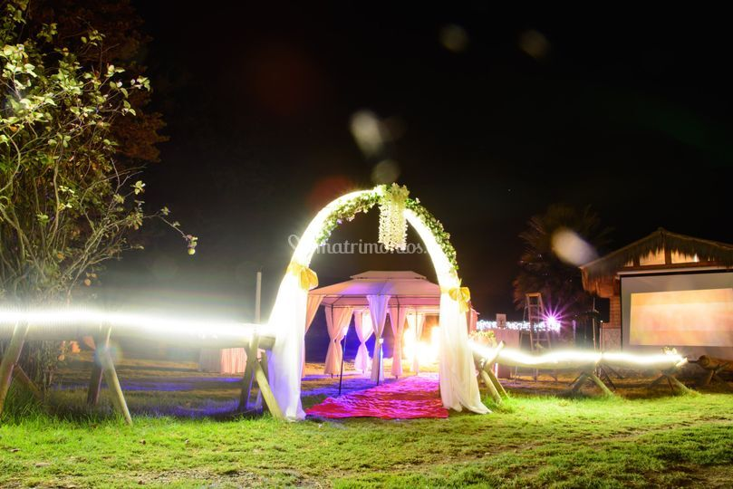 Arco Iluminado