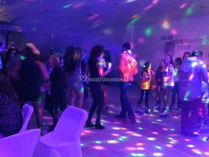 Evento Club de Patinaje