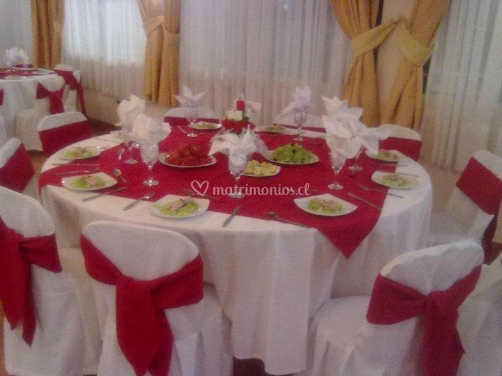 Banquetería Gourmett