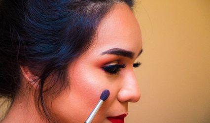 Josaury Sucre Makeup 1