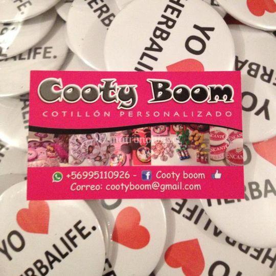 Cootyboom