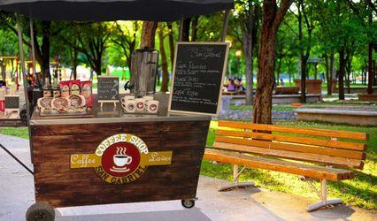 Coffee Shop San Gabriel