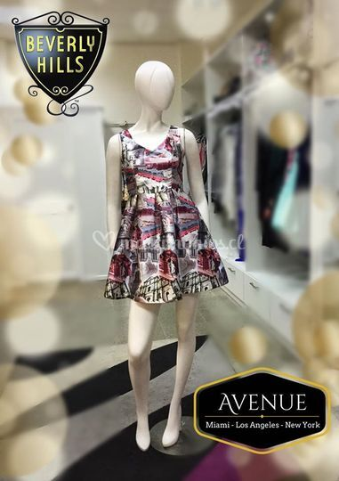 Boutique avenue