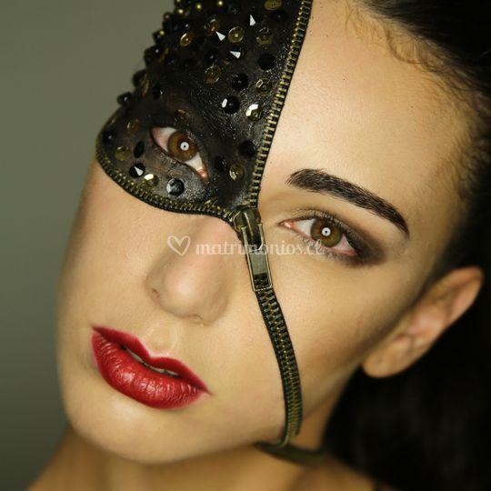 Maquillaje publicitario
