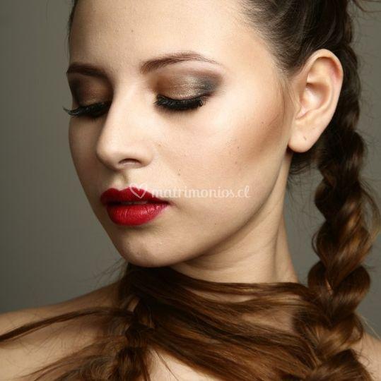 Maquillaje libre