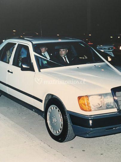 Mercedes Benz E Clásico