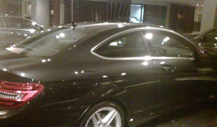 Luxury Wedding Cars 1