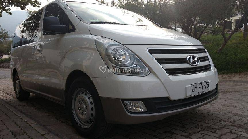 Vehículos Hyundai H1 - 2017