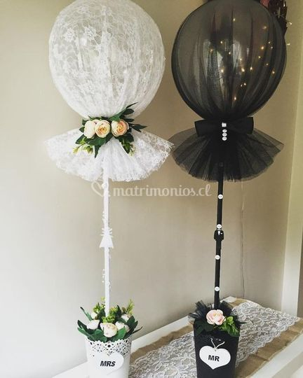 Pedestal novio novia