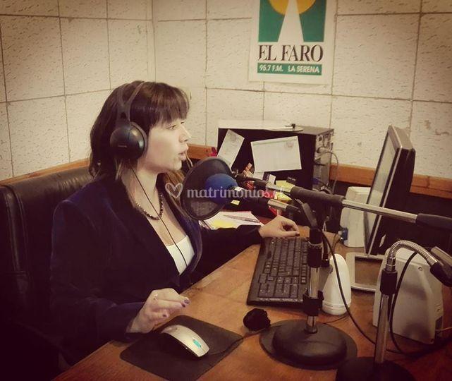Locución Radio El Faro