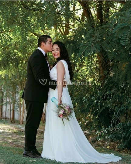 Matrimonio Pacheco Tenias