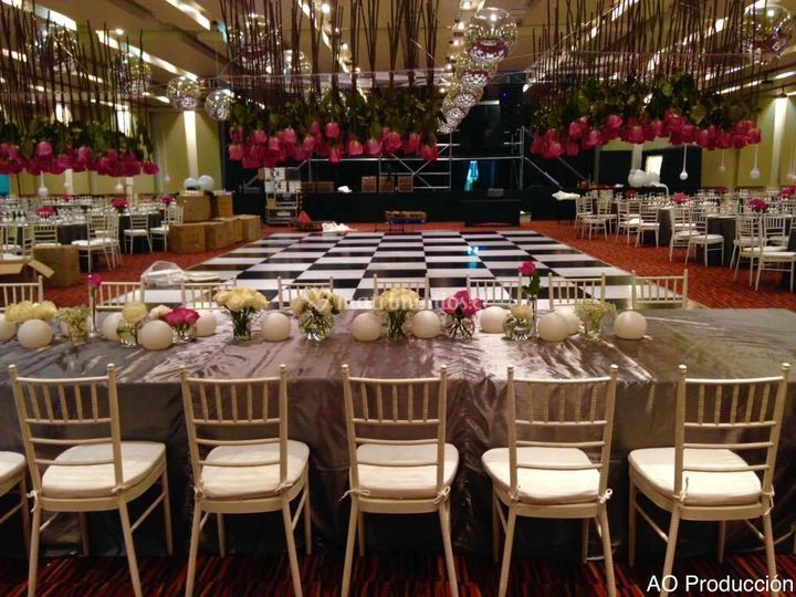Montajes para bodas