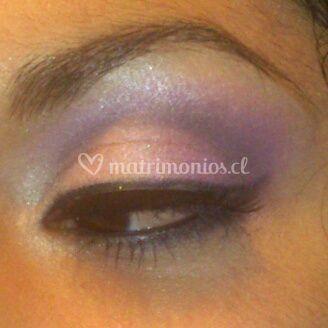 Maquillaje para toda la noche