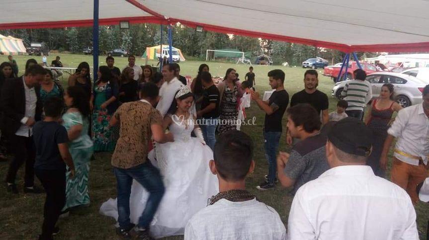 Matrimonio gitano